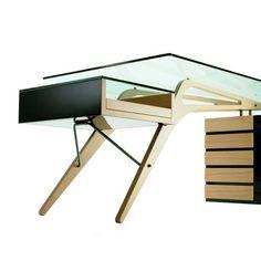 Scrivania Cavour - design Carlo Molina - Zanotta
