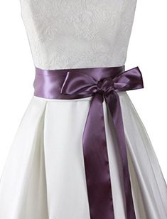 Simple Classic Colorful Ribbon Sash for Daily Dress Formal and Wedding Dress in 19 Colors (Eggplant): Contact us if you have any questions! /p /pNote The bow should be tied by yourself and you can diy it by adding some flowers or crystals on it. Wedding Dress Sash, Wedding Attire, Wedding Dresses, Formal Wedding, Wedding Ideas, Daily Dress, Sash Belts, Formal Dresses, Simple
