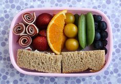 Nutritious and beautiful rainbow bento!