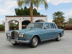 1970 Rolls-Royce Silver Shadow Sedan