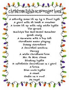 Christmas Family Fun! @Leslie Lippi Lippi Dixon Tacky Light Tour Fun!!