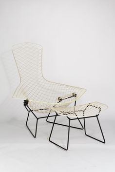 Harry Bertoia . bird chair 423 LU, 1950-2