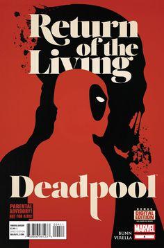 RETURN OF LIVING DEADPOOL #4 (OF 4)
