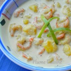 Crevettes-express-curry-lait-de-coco