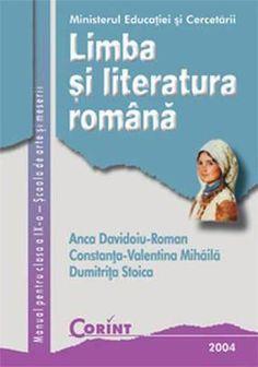Limba si literatura romana. Manual pentru clasa a IX-a - Scoala de arte si meserii
