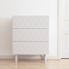 Abstract E3 storage, light grey – Decotique #interior #design #scandinavian