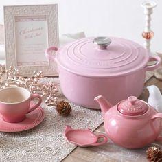 Pink kitchen stuff