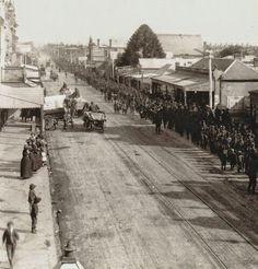 Sydney Rd,Coburg in Victoria (year unknown)