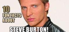 Steve Burton of Young and the Restless