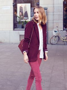 FOR THE LOVE OF BURGUNDY