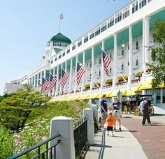 A ferry ride beyond the history-rich tip of Michigan's lower peninsula, the famously Victorian and car-free Mackinac Island continues to lure generations of travelers.