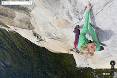 Now You Can Climb Yosemite's El Capitan Like a Rock Star—From Your Computer