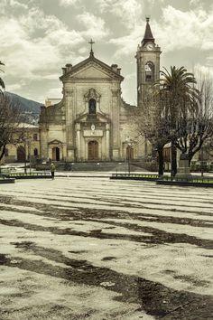 La Cattedrale di Oppido Mamertina, Reggio Calabria