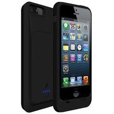 Funda con batería para el iPhone 5 de PowerSkin