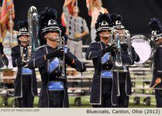 Bluecoats Drum and Bugle Corps 2013 DCI World Championships Photo