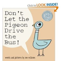 monkee and i read pigeon books often. we love them, the pigeon reminds me a bit of my monkee...