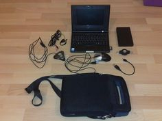 What's in my (netbook) bag?