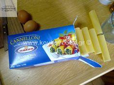 ΚΑΝΕΛΟΝΙΑ ΜΕ ΣΠΑΝΑΚΙ,ΛΕΥΚΟ ΤΥΡΙ & ΚΟΚΚΙΝΗ ΣΑΛΤΣΑ – Koykoycook Pasta, Pasta Recipes, Pasta Dishes
