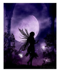 Dancing in the Moonlight Giclee Print by Julie Fain - at AllPosters.com.au