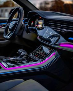 The Land Yacht Dashboard 💥 _____________________________ Our Audi Page. Audi Rs, Audi Sport, Sport Cars, Bmw Autos, Lux Cars, Best Luxury Cars, Chevy Trucks, Chevy Pickups, Amazing Cars