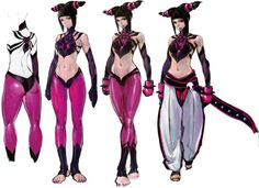 Ultra Street Fighter 4 PC Custom Skin Thread - Page 367 Game Character, Character Concept, Character Design, Concept Art, Street Fighter Characters, Female Characters, Juri Street Fighter, Street Fights, Chun Li