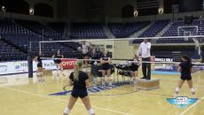 LOVE THIS... Brent Hilliard Volleyball Drills - The purpose of the drill is to train defenders to make slight adjustments when digging quick hits.