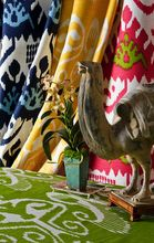 Welcome to Quadrille Fabrics and Wallpapers, home of China Seas, Alan Campbell, and Home Couture. Print Wallpaper, Fabric Wallpaper, Office Wallpaper, Outdoor Cushions And Pillows, Ikat Pillows, Dorm Room Styles, Alan Campbell, Orange Pillows, Ikat Fabric
