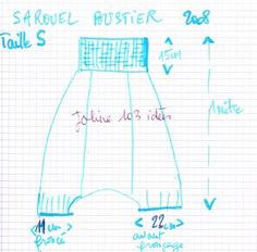 Le sarouel robe bustier de l'été 2008... - 103 idées de Joline