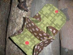 Porte-monnaie origami