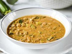 Cizrna na paprice Tofu, Quinoa, Ethnic Recipes, Bulgur, Red Peppers