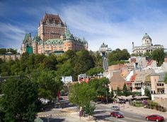 Quebec City | 10 Places in Canada Every Canadian Needs to Visit | Reader's Digest