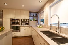 quartz countertops | ... is prepared and eaten can use quartz countertops with peace of mind...I like the faucet too!