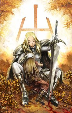 Teresa and Clare (Claymore)