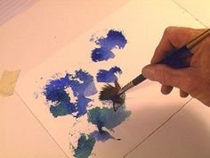 Bands of Color This exercise is designed to hone your wash laying skills in the…