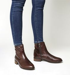 The hunt for new ankle boots begins... OFFICE