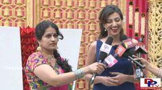 Telugu Movie Actress Hamsa Nandini speaking to the media at  NATA Conven...