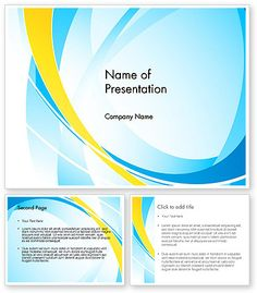 http://www.poweredtemplate.com/12045/0/index.html Abstract Intersections PowerPoint Template