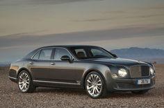 2016 Bentley Mulsanne Model