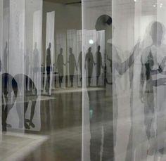 Chris Drury, Sheila Hicks, T Art, Land Art, Installation Art, Three Dimensional, Constellations, Contemporary Art, Textiles