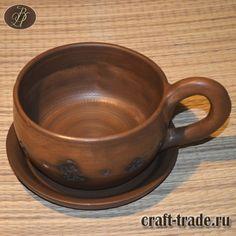 Керамическая чашка с блюдцем с обереговой древнерусской символикой Гончарная керамика. Купить в интернет-магазине.  #рукоделец #магазин #handmade #керамика #чашка #pottery #керамическая_посуда