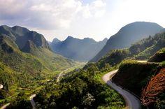 Paysage à couper le souffle Ma Pi Leng Pass à Ha Giang - Vietnam  #PaysageàcouperlesouffleMaPiLengPassàHaGiang-Vietnam