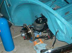 Suspención Vw Super Beetle, Vw Engine, Volkswagen Karmann Ghia, Beach Buggy, Air Ride, Mini Trucks, Vw Cars, Porsche 356, Vw Beetles