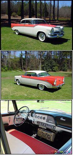 1956 Dodge Coronet Texan Hardtop