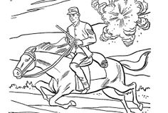 US Presidents Coloring Pages - American President Coloring and lesson Sheets : USA-Printables :