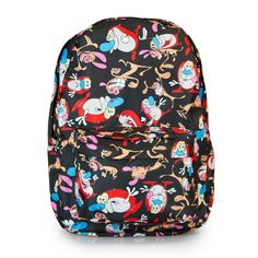 Ren And Stimpy Backpack - Backpacks - Bags