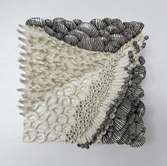 Delicate Earth by Regina Farrell: Ceramic Wall Art available at www.artfulhome.com