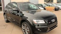 US-Spec Audi SQ5 exclusive edition