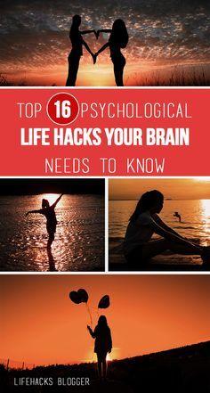 16 psychological hacks