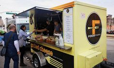 Grilled Cheese Food Truck! @Beth Horning should probably start one of these with her famous, delicious grilled cheese