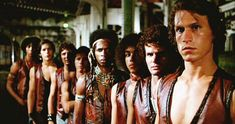 Cult film The Warriors is hosting its very first UK fan event. The star of the movie, Michael Beck, tells all about the filming Michael Beck, Michael Jackson, James Remar, Warrior Movie, Be With You Movie, Leather Vest, Old Tv, Girl Gang, Classic Movies